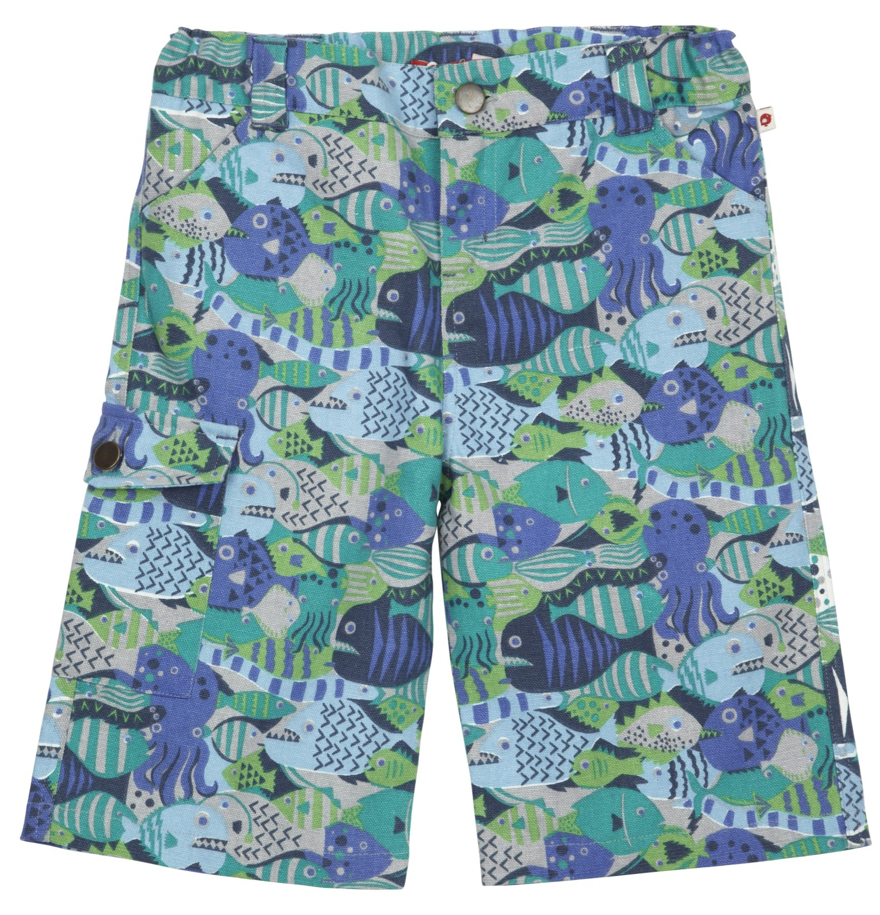 Combat shorts sea