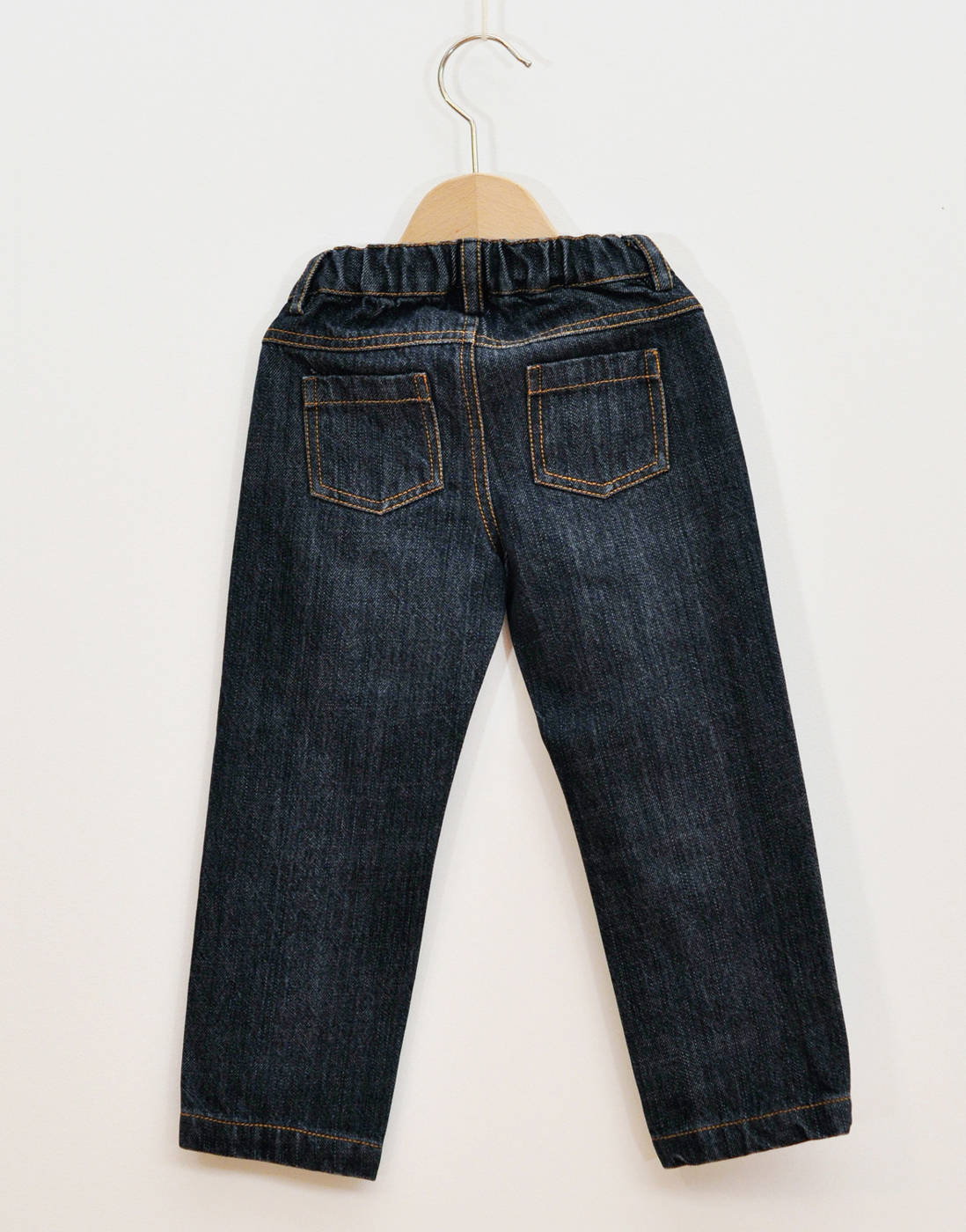 barn jeans ekologisk bomull