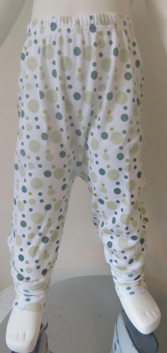 Blöjbyxor Gröna bubblor