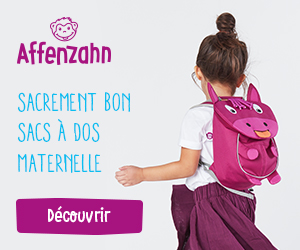 Förskoleryggsäckar Affenzahn
