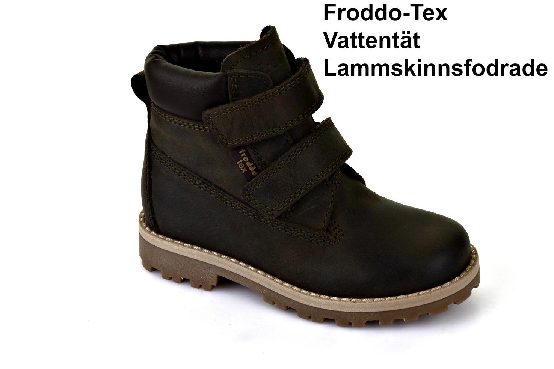 Froddo vinterkänga barnskor G3110089-1K