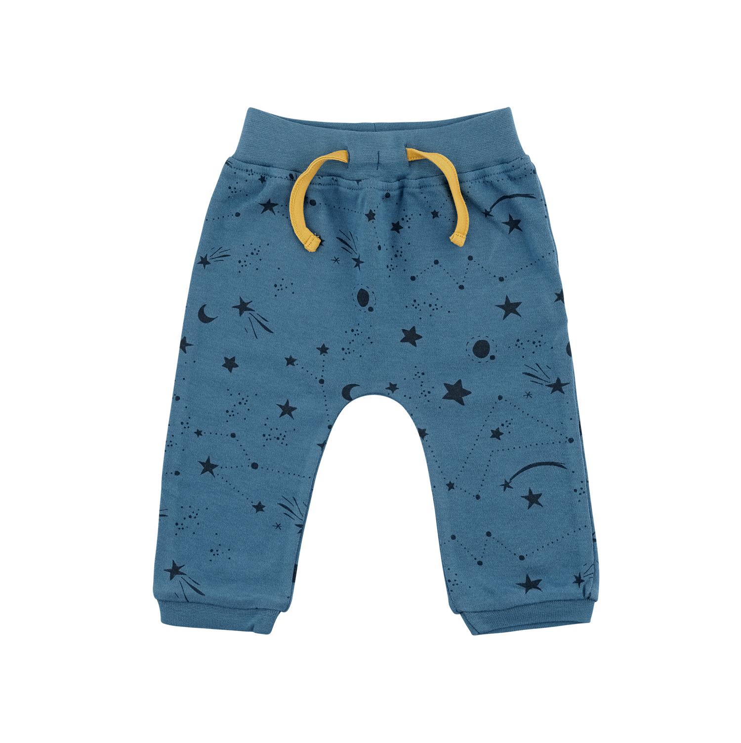 Haremsbyxor barn  blå