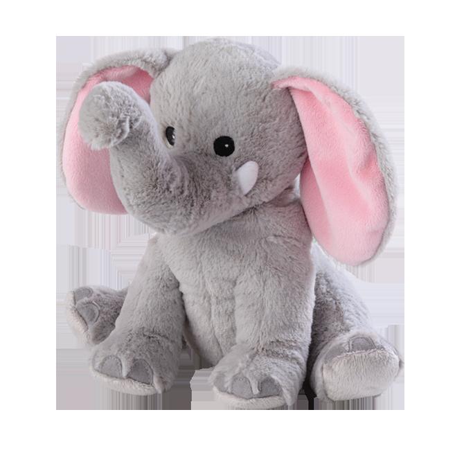 Warmies värmekudde elefant