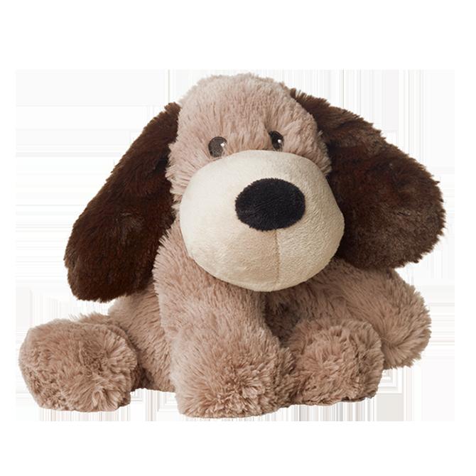 Warmies hund gary värmekudde