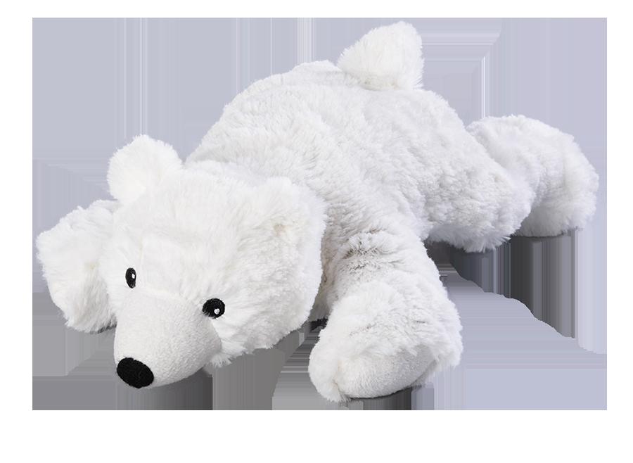 Warmies värmekudde isbjörn nalle