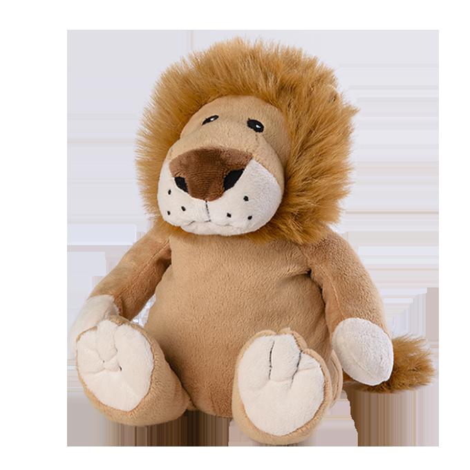 Warmies lejon värmekudde mjukisdjur