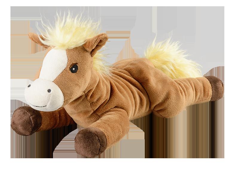 Warmies värmenalle ponny mjukisdjur