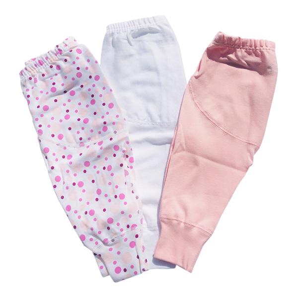 byxor för barn 3-pack