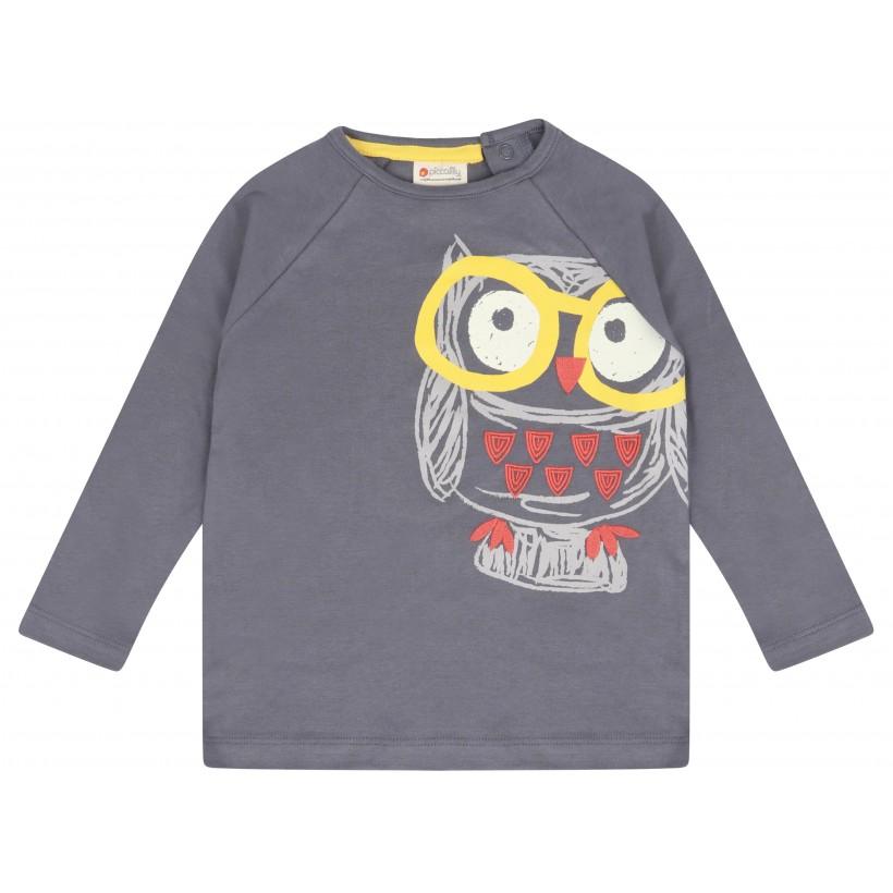 tröja med tryck för barn