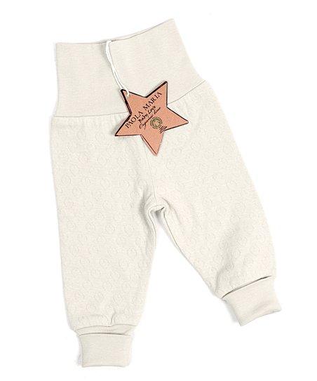 paola pants white