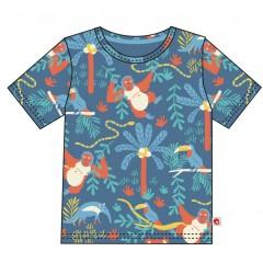 T-shirt kortärmad - Regnskog 1-8år - Regnskog tshirt 12-18mån 86cl