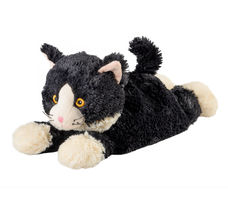 Warmies svart katt