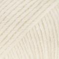 Cotton Merino - 01 - NaturUni Color