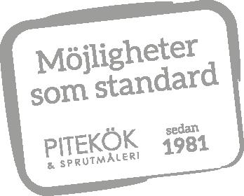 Möjligheter som standard sedan 1981