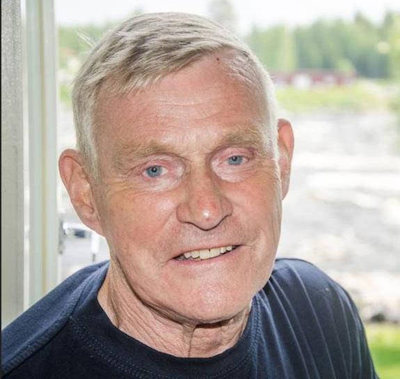 Bild: Herman Öberg | Göran Honkamaa har varit ordförande i Svenska bastuakademien i 17 år.