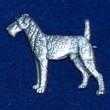 Irländsk Terrier Brosch Kenart