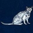 Katt Brosch Kenart