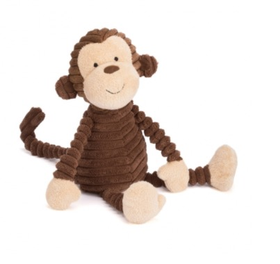 Jellycat-Cordy-Roy-Monkey-Baby 34 cm