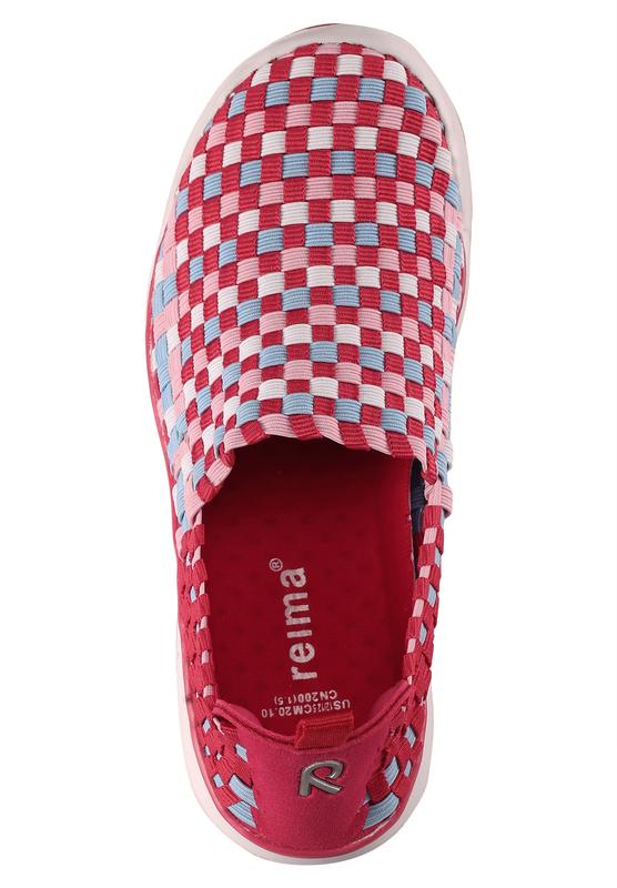 Reima Fresh Stretch Strawberry Red