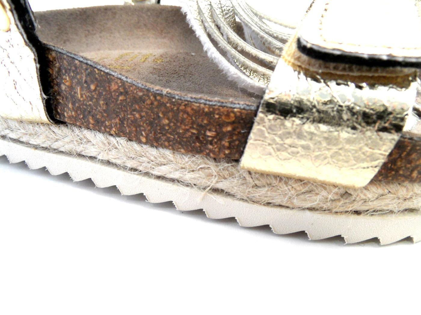 Superfit Sandal Guld