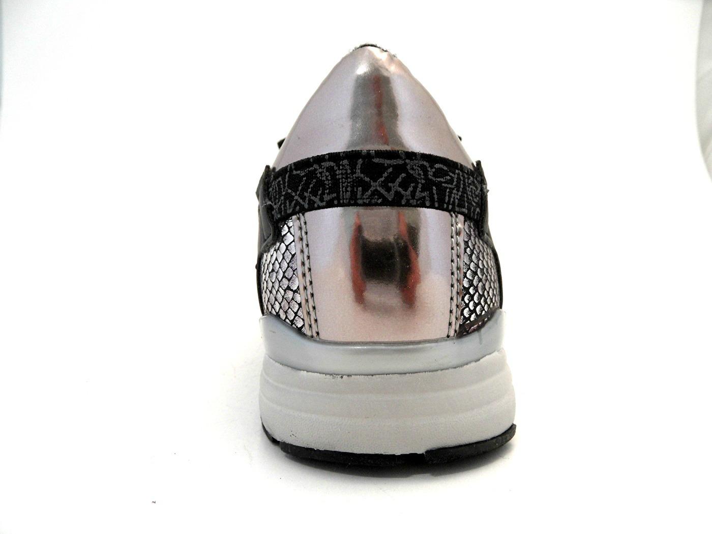 XtiKids Sneaker Svart/Silver