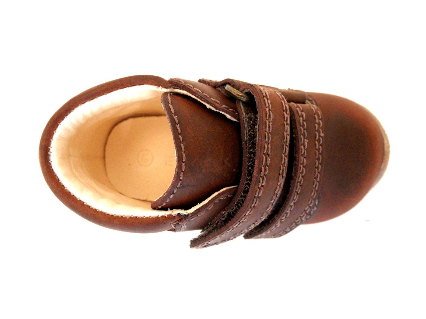 EnFant-Lära-gå-sko-Brun