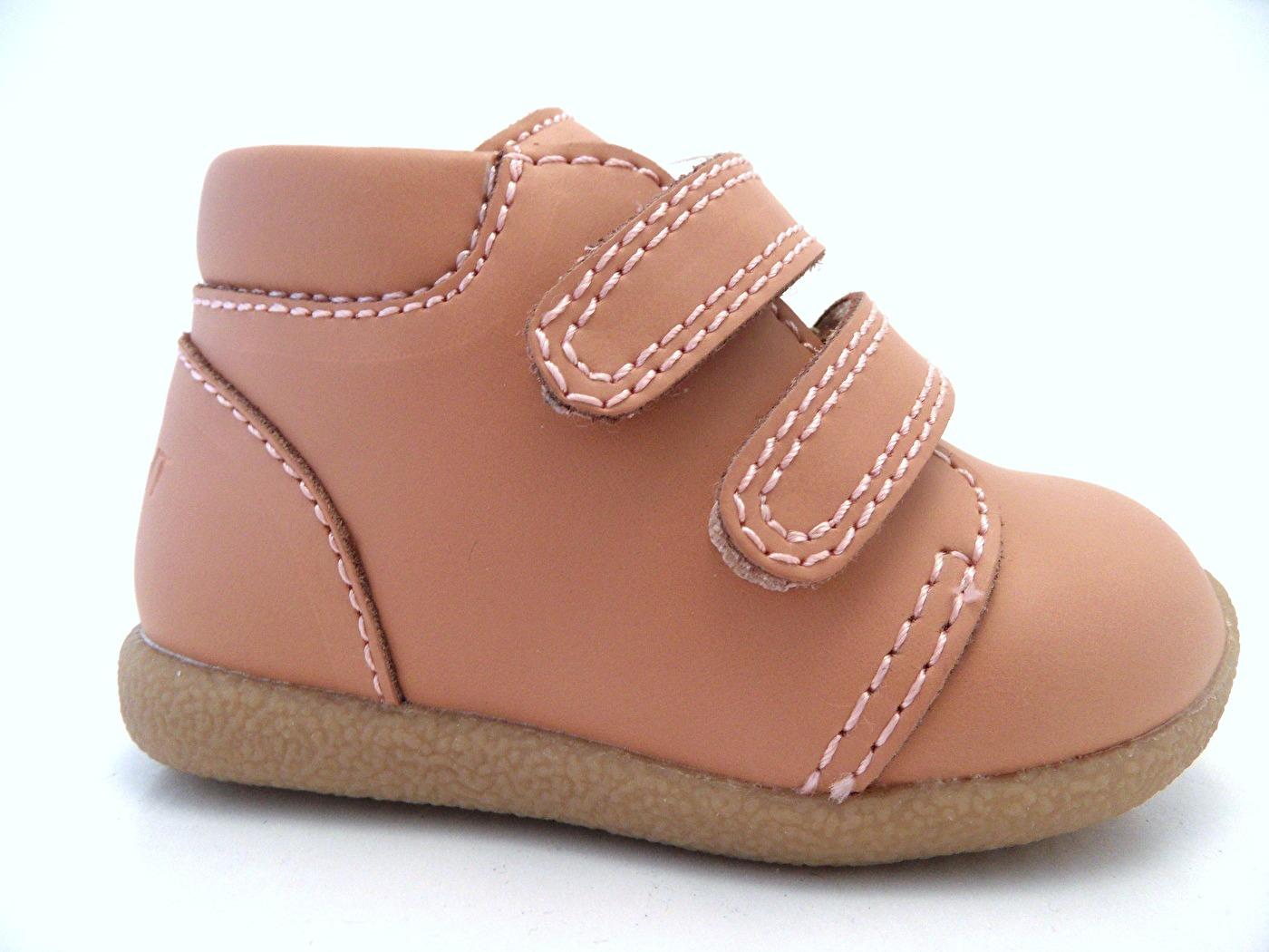 Enfant-Lära-gå-sko-Rose