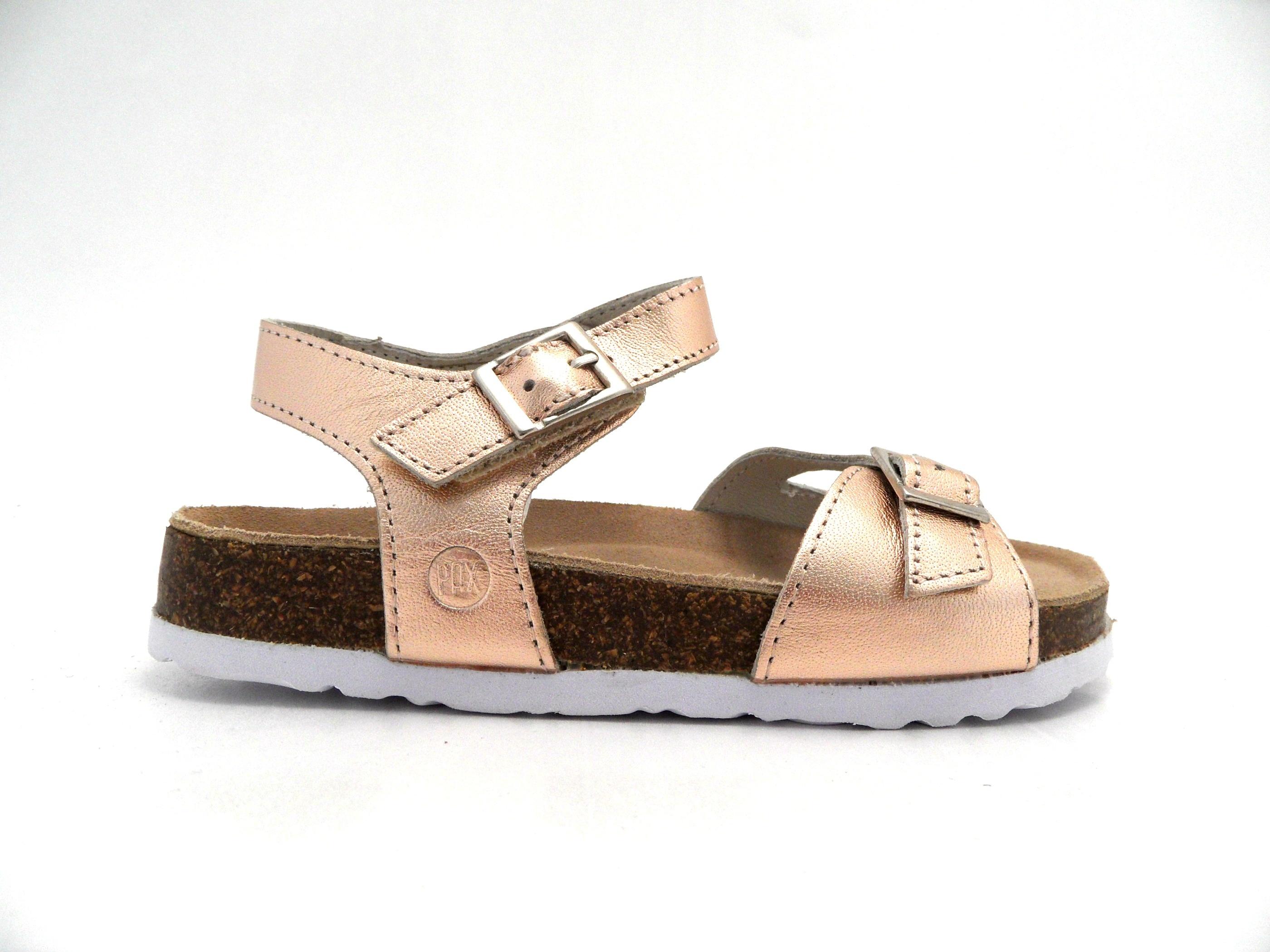 Pax- Kleo- Sandal- Koppar