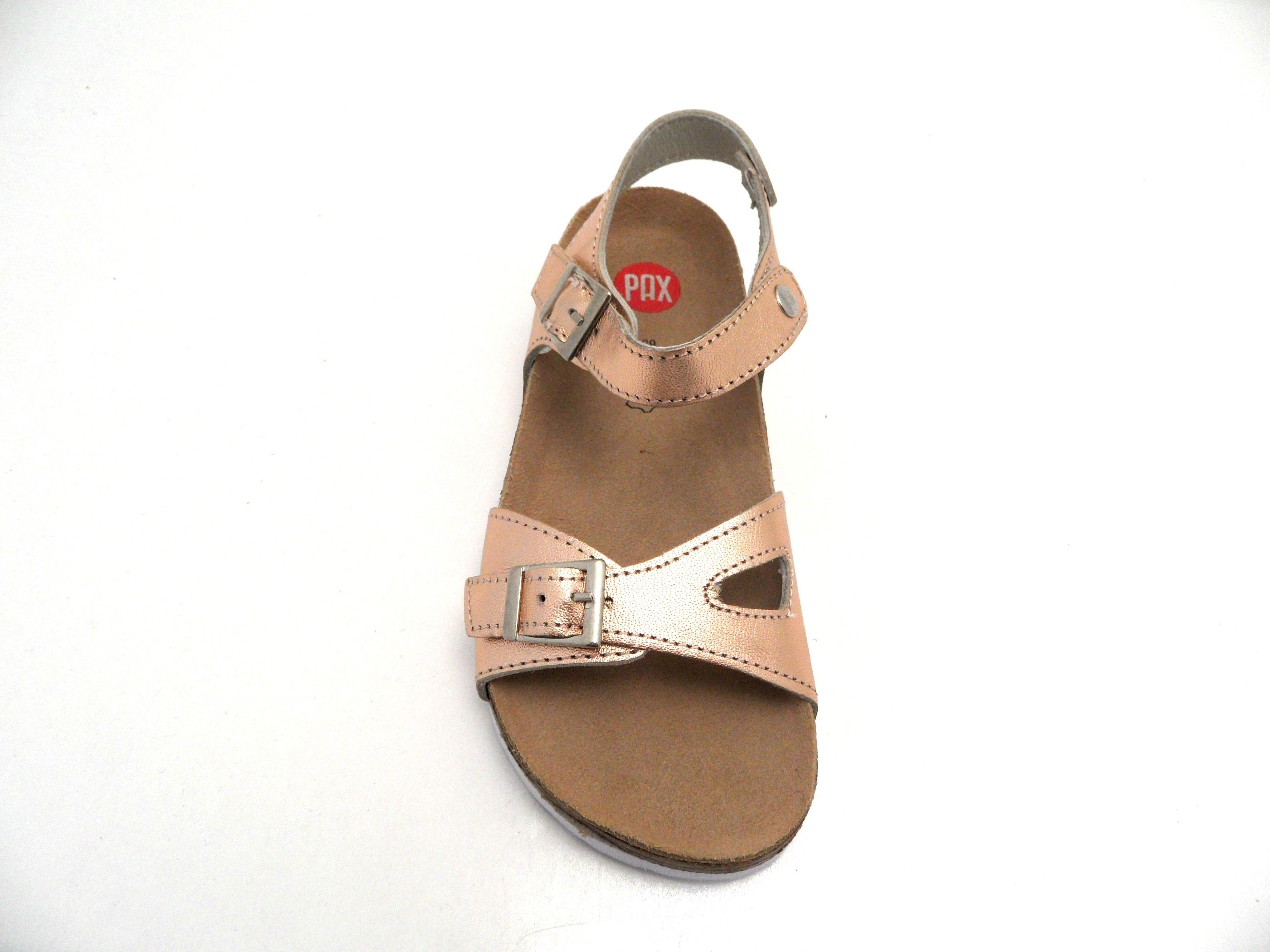 Pax Kleo Sandal Koppar