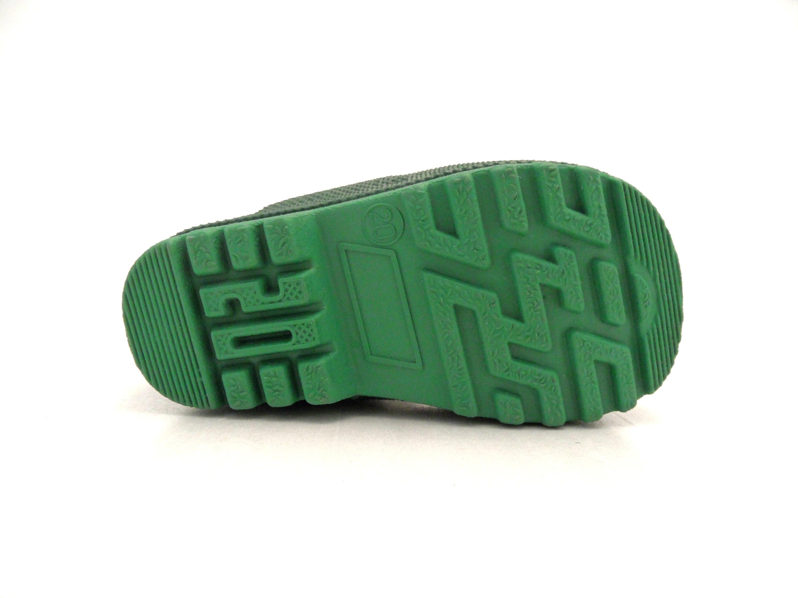 Pax Plask Gummistövel Grön