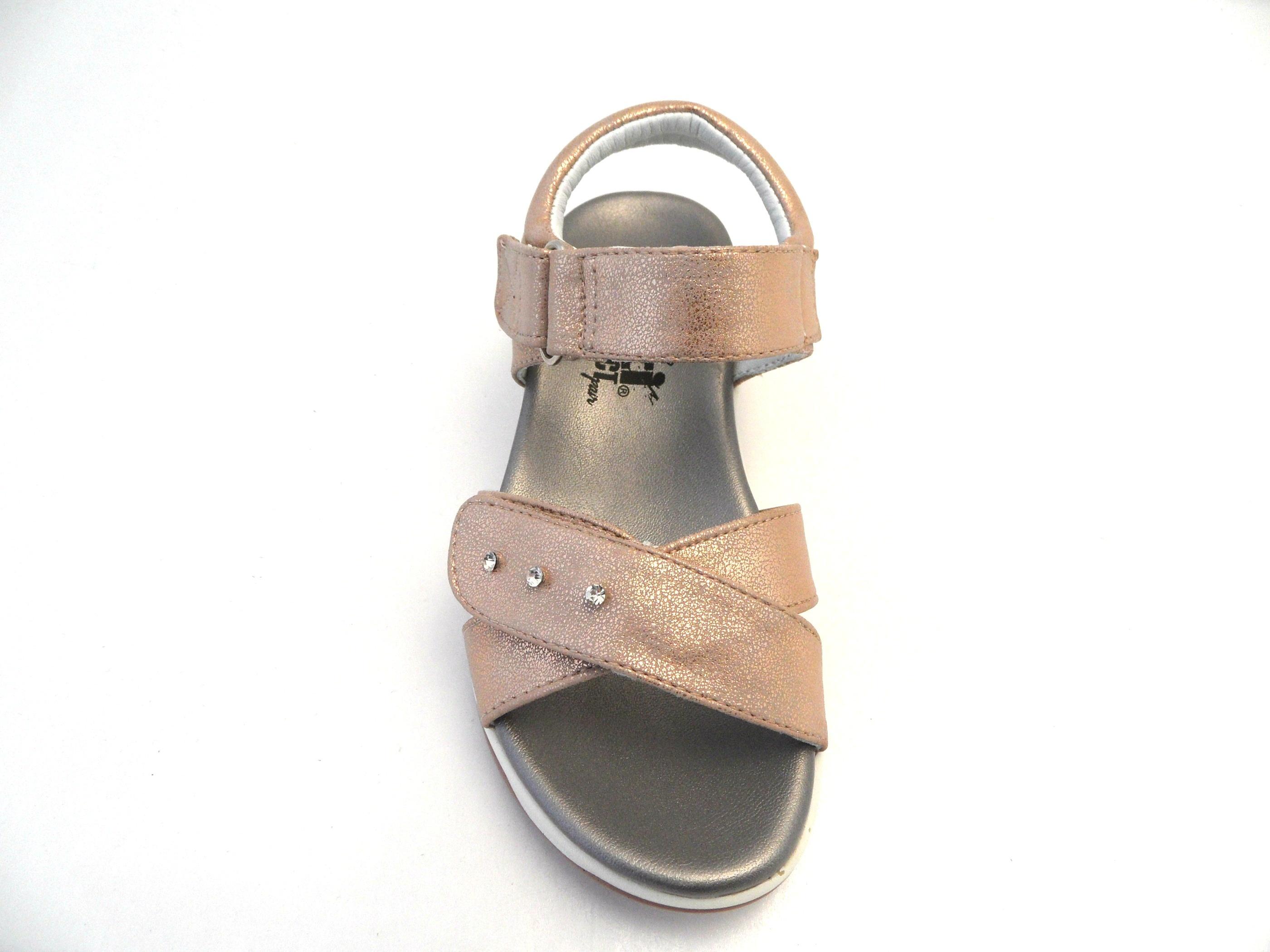 Xti Sandal Nude Metallic