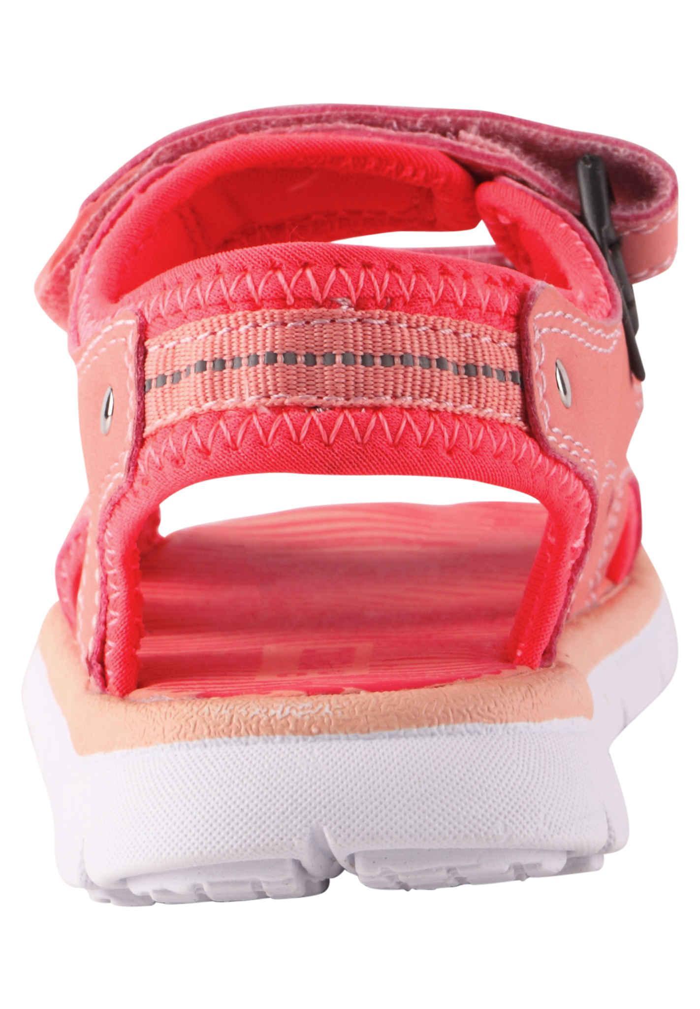 Reima Bungee Sandal Corall