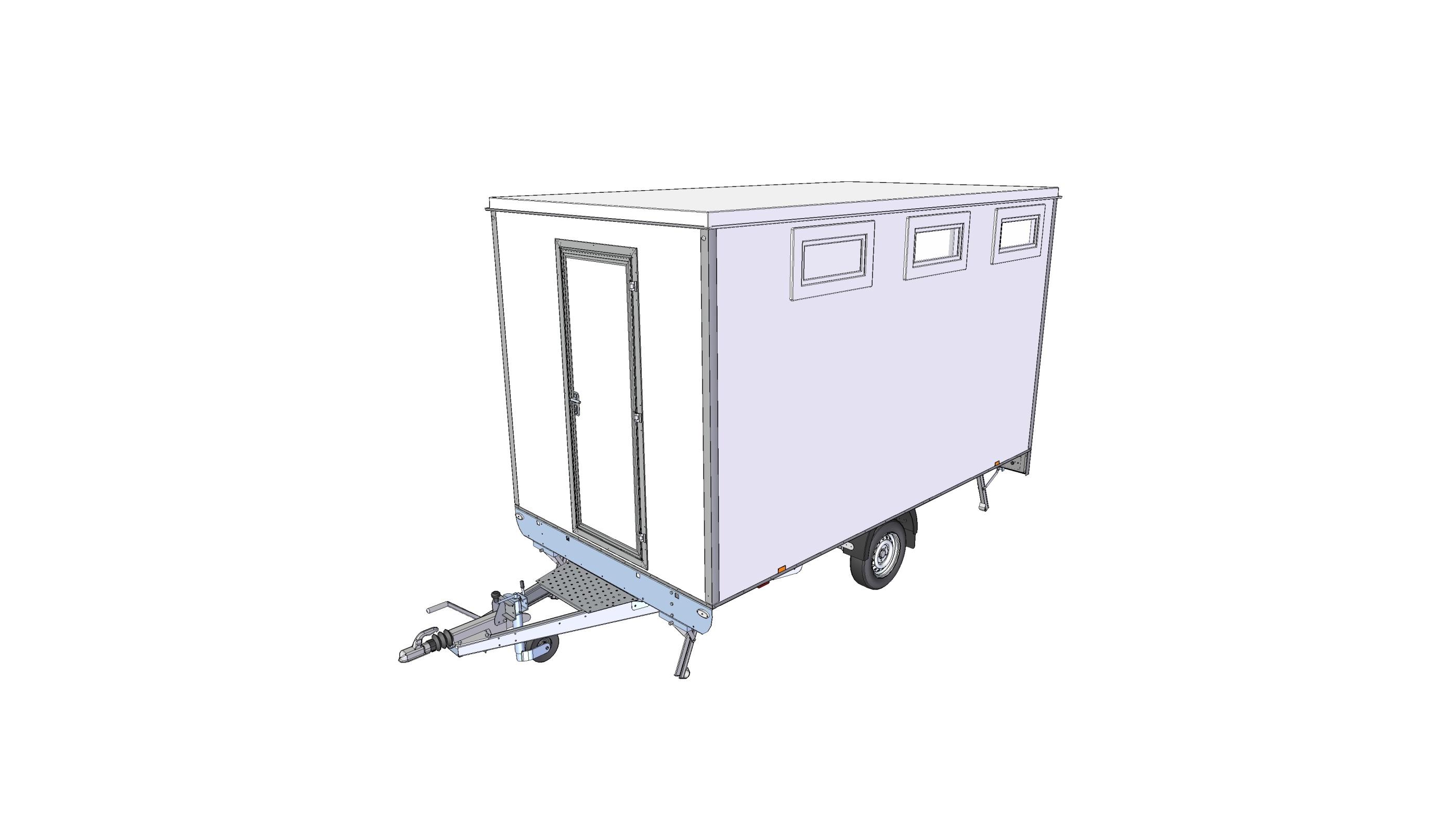 Saneringsvagn - 2PSAN