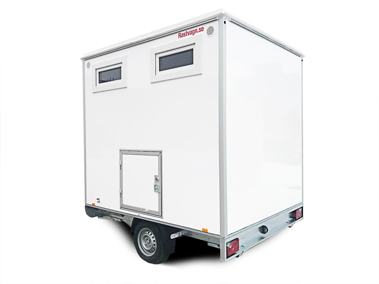 Toalettvagn 2P - Wanto Minitoa
