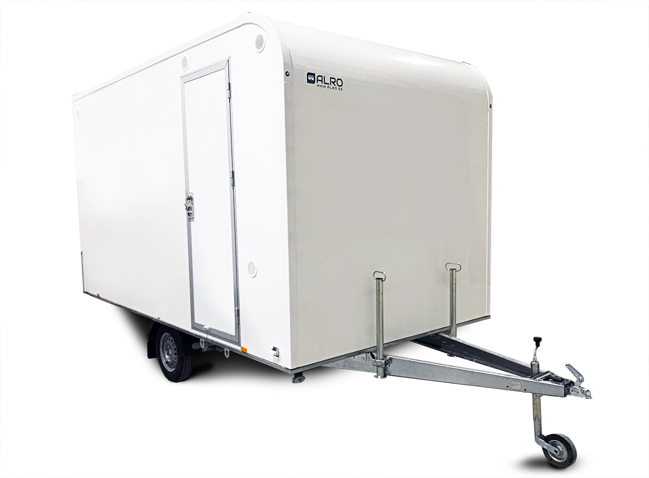 Rastvagn 6PE - 750kg