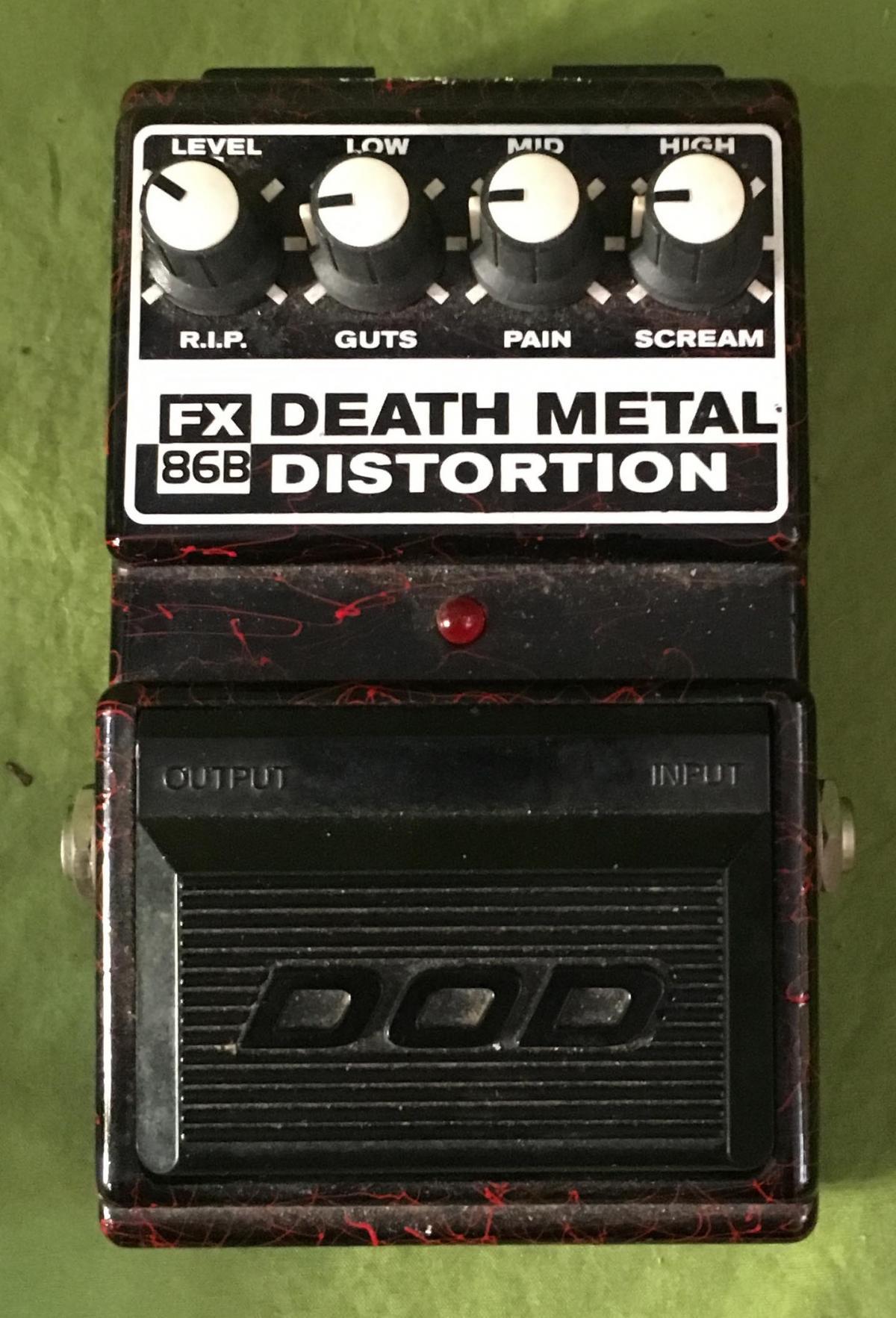 666 Distortion