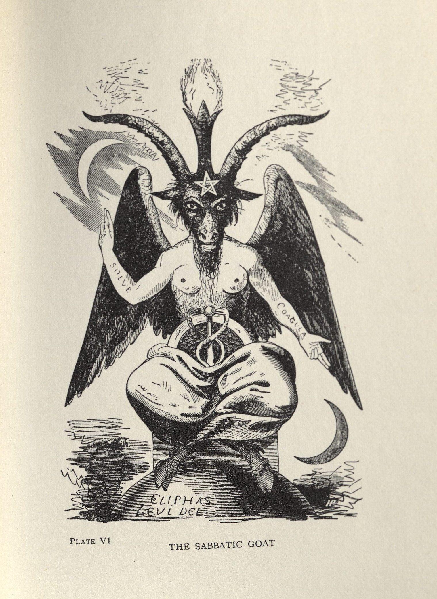 666 baphomet