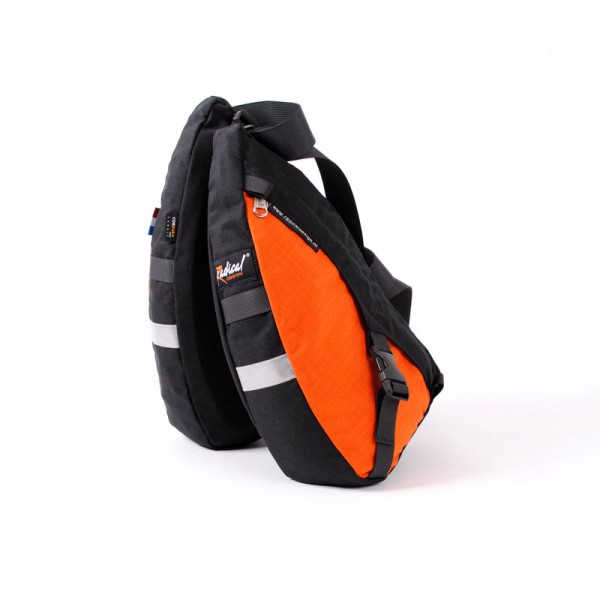 Universal_Racer_Orange_recumbent_bag