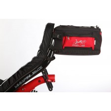 Azub OnSeat Bag 10l - Azub OnSeat Bag 10l röd