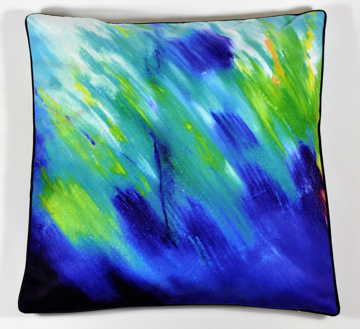 Pillow cover: summer shade, 50x50 cm