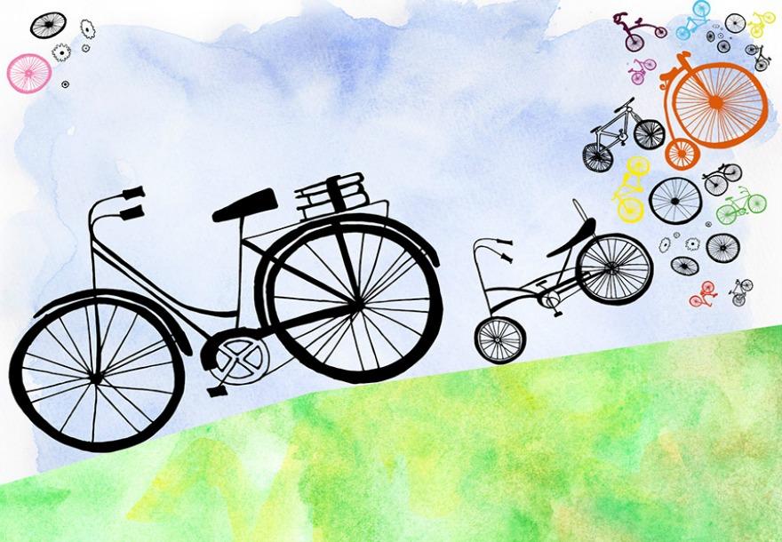 Mölndals Stadsmuseum Cyklar