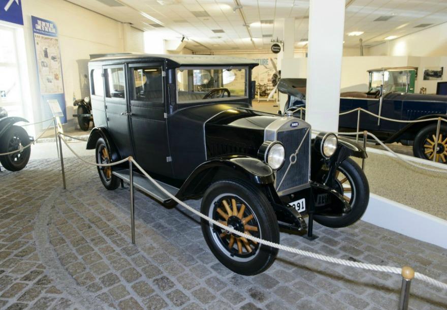 Foto Volvo Museum