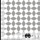 Paapii Salmiak grå-vit - Paapii, salmiak grå-vit