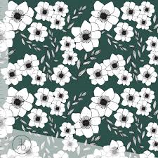 Anemoner grön -