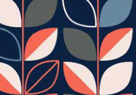 Jersey retrostil blad -
