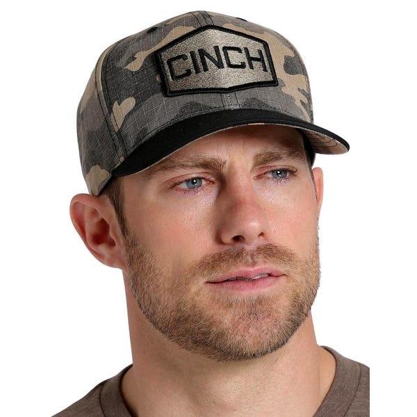 Cinch-Western-Hat-Mens-Baseball-Mid-Profile-Multi-Color-MCC0608906