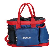 Jacson väska - Blå/Röd