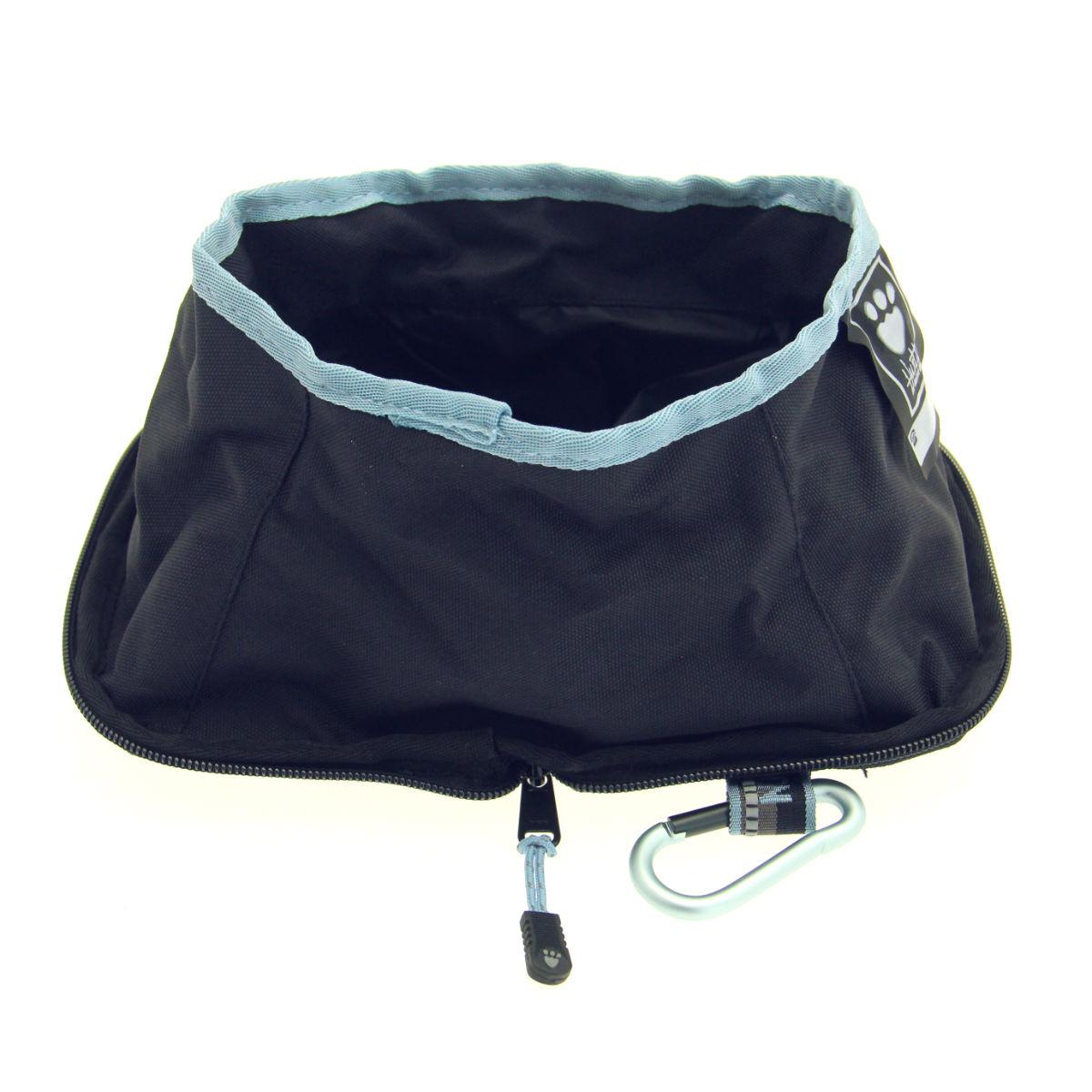 hurtta-folded-travel-bowl-blue-trim-2