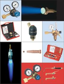 Svetsgas och utrustning