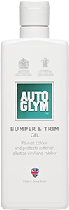 Autoglym Bumper & Trim Gel, 325 ml -